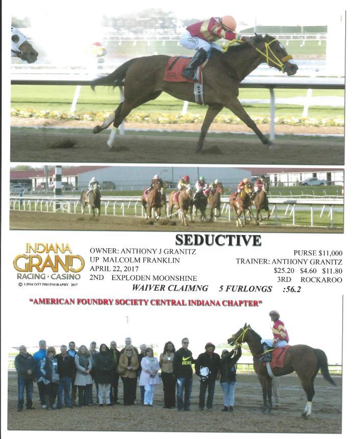2017 Horse Race B